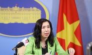 Người Phát ngôn nói về thông tin Việt Nam được mời điện đàm Bộ tứ kim cương mở rộng