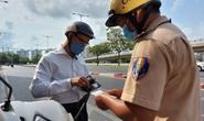 Hơn 5.000 phương tiện vi phạm bị phát hiện sau 5 ngày CSGT TP HCM tổng kiểm soát