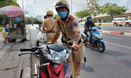 Mỗi ngày ở TP HCM có gần 1.000 người vi phạm khi CSGT được dừng xe không cần lý do