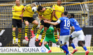 Bundesliga trở lại: Bóng đá ma thời Covid vẫn hấp dẫn!