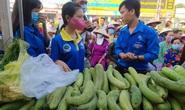 Bình Dương: Gian hàng 0 đồng hỗ trợ công nhân nghèo