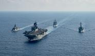Chính Trung Quốc buộc Mỹ tăng cường hoạt động quân sự trên biển Đông