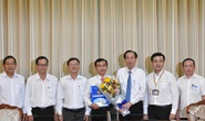 UBND TP HCM bổ nhiệm nhân sự lãnh đạo cấp sở