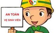 30.070 thí sinh tham gia Hội thi An toàn vệ sinh viên giỏi