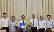 UBND TP HCM điều động, bổ nhiệm lãnh đạo cấp sở