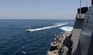 Mỹ cảnh báo tàu chiến các nước trong vùng Vịnh