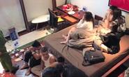 Bao trọn khu lưu trú, tổ chức tiệc ma túy mừng sinh nhật vợ