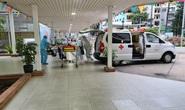 Bệnh viện Chợ Rẫy tiếp nhận điều trị phi công người Anh