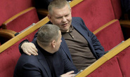 Nghị sĩ Ukraine chết trong văn phòng với vết đạn ngay đầu