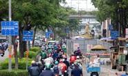 Toàn cảnh lô cốt dày đặc cửa ngõ phía Đông TP HCM