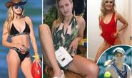 Mỹ nhân nóng bỏng làng quần vợt Eugenie Bouchard phớt lờ scandal