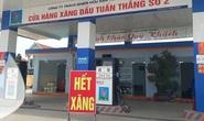 Bồn chứa còn 20 ngàn lít, cây xăng ở Hà Nội vẫn từ chối bán vì hết hàng