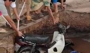 Đắk Lắk: Hố tử thần xuất hiện trong sân trường học