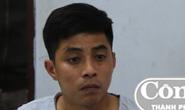 Đối tượng Nguyễn Tri Nghĩa lại bị bắt khi vừa mãn hạn tù