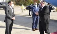 Ngoại trưởng Mỹ vừa đến, Trung Quốc mất phần ở Israel
