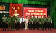 Phó giám đốc Công an Quảng Nam được điều động làm Phó giám đốc Công an Đà Nẵng