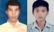 """Hai anh em """"mất tích"""" ở Nghệ An được tìm thấy tại Hà Tĩnh"""