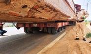 Phạt hơn 90 triệu đồng tài xế và chủ phương tiện kéo sà lan gây ách tắc đèo Bảo Lộc