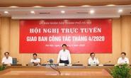 Chủ tịch Hà Nội: Tôi biết có phó phòng om hồ sơ của doanh nghiệp tới 8 tháng