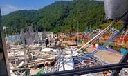 Cận cảnh tháo dỡ Khu du lịch Vườn Thượng Uyển Bay chui ngay cửa ngõ Đà Lạt