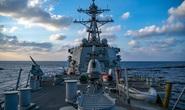 Mỹ vẫn cam kết bảo đảm an ninh biển Đông