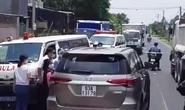 Phạt 4 triệu đồng, tước giấy phép lái xe tài xế cản trở xe cứu thương