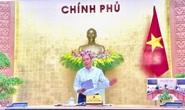 Thủ tướng Nguyễn Xuân Phúc đang làm việc với TP HCM