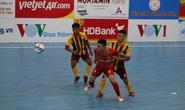 Vòng loại Futsal VĐQG 2020: Tân binh bại trận ngày ra quân