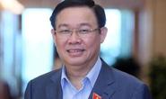 Thủ tướng trình Quốc hội miễn nhiệm Phó Thủ tướng Vương Đình Huệ