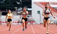 Cúp Điền kinh tốc độ TP HCM: Dàn tuyển thủ thăng hoa
