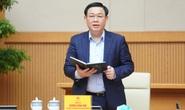 Quốc hội miễn nhiệm chức vụ Phó Thủ tướng đối với ông Vương Đình Huệ