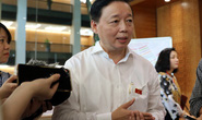 Bộ trưởng Trần Hồng Hà nói về quy định xả rác nhiều phải trả tiền nhiều hơn
