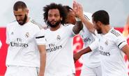 Dải ngân hà tỏa sáng, Real Madrid áp sát ngôi đầu La Liga