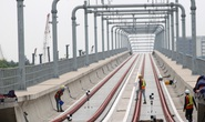 Cận cảnh ga trên cao tuyến metro Bến Thành - Suối Tiên sắp hoàn thiện