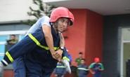 30 đơn vị tranh tài tại Hội thi nghiệp vụ chữa cháy, cứu nạn-cứu hộ