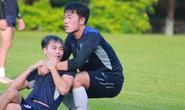 Lương Xuân Trường trổ tài sút phạt siêu đỉnh, hứa hẹn ra sân ở trận HAGL gặp Sài Gòn FC