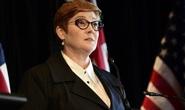 Không chịu lép vế, Úc thẳng thừng chỉ trích Trung Quốc