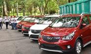 Chính thức trình Chính phủ Nghị định giảm 50% phí trước bạ ôtô