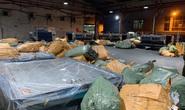Tạm giữ 168 kiện hàng vô chủ tại kho hàng sân bay Tân Sơn Nhất