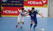 Lượt 2 VCK Futsal HDBank VĐQG 2020: Thái Sơn Nam thắng đậm, vươn lên top 3