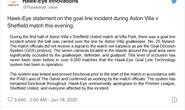 Giải Ngoại hạng Anh: Sheffield bị cướp bàn thắng, Man United được cứu