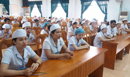 Lương hơn 37 triệu đồng/tháng chờ 100 nữ hộ lý Việt tại Nhật