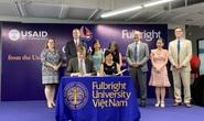 Cơ quan Phát triển Quốc tế Mỹ trao tài trợ 4,65 triệu USD cho ĐH Fulbright Việt Nam