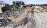 Vừa sửa chữa hết 150 tỉ đồng, đê sông Chu ở Thanh Hóa đã xuống cấp, hư hỏng nhiều nơi