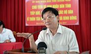 Chủ tịch tỉnh Quảng Ngãi Trần Ngọc Căng nghỉ hưu từ 1-7