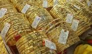 Giá vàng lên mức cao nhất trong 8 năm