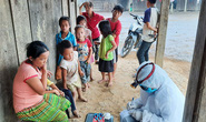 Bộ Y tế vào cuộc chặn bệnh bạch hầu ở Tây Nguyên