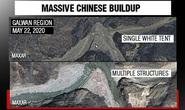 Ảnh vệ tinh: Trung Quốc vẫn âm thầm lấn tới ở biên giới Trung - Ấn