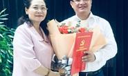Thành ủy TP HCM trao quyết định điều động, phân công công tác cho ông Trần Trọng Tuấn