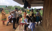 Những hình ảnh từ tâm dịch bạch hầu ở Đắk Nông